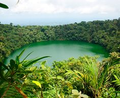 It's only 2.1 Km to Cerro Chato - The Hike to Cerro Chato, a crater volcano in Arenal, Costa Rica