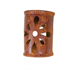 mexican hanging clay pottery light fixtures | Double click on above image to view full picture
