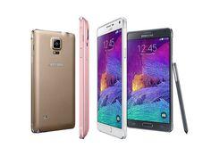 Samsung เปิดตัว Galaxy Note 4 Phablet หน้าจอ QHD 1440p http://www.1000tipsit.com/samsung-launches-galaxy-note-4-phablet/