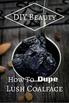 DIY Beauty: How To Dupe Lush Coalface + Holiday Gift Idea