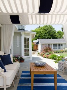 Summer Porch & Patio Ideas | HGTV