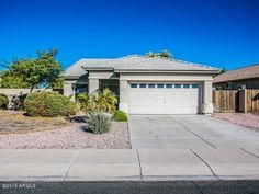 Gorgeous 4 Bedroom Foreclosure In Avondale Hud Homes, Real Estate Marketing, Make It Simple, Arizona, Garage Doors, Outdoor Decor, Dream Homes, Bedrooms, Bathroom