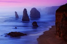 The Twelve Apostles is one of the world's most recognised natural features and is located in the Port Campbell National Park in Victoria, Australia. © Darren Stones All Rights Reserved Places Around The World, The Places Youll Go, Places To See, Around The Worlds, Visit Australia, Australia Travel, Australia Beach, Victoria Australia, Beautiful World