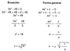 ecuaciones cuadráticas que se reducen a lineales - Buscar con Google