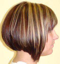 Excellent 1000 Images About Recortes De Pelo On Pinterest Short Bob Hairstyles For Women Draintrainus