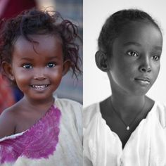 You all Remember this little cutie from Djibouti? I'm sure many of you do because this pic was viral. Well her name is Safa Idriss Nour and this is what she looks like now. Isn't she beautiful? Beautiful Children, Beautiful Babies, Beautiful People, Beautiful Women, Somali, We Are The World, People Of The World, Brown Skin, Dark Skin