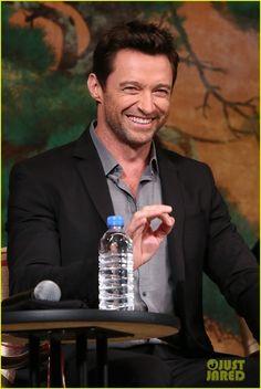 Hugh Jackman: 'Wolverine' Japan Press Conference!
