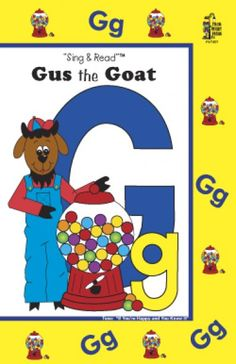 frog street gus the goat - Google Search