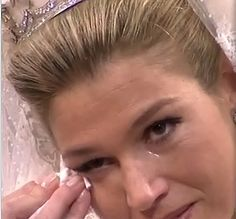"""Like Princess Maxima, why YOU need a """"serviceable"""" hankie for your wedding..."""