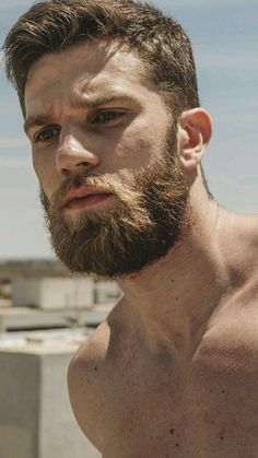 Tips And Tricks – Curly Hairstyles For Men Beard Styles For Men, Hair And Beard Styles, Curly Hair Styles, Great Beards, Awesome Beards, Guys With Beards, Mens Hairstyles With Beard, Haircuts For Men, Ginger Men