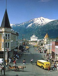 Skagway, Alaska, US