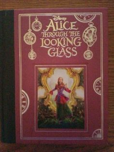 Alice Through the Looking Glass Disney Book Group. Learn Russian, Through The Looking Glass, Pirates Of The Caribbean, Vintage Books, My Ebay, Alice In Wonderland, Childrens Books, Antique, Disney