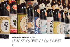 Vin japonais ou bière de riz ? En français, le mot saké désigne une boisson alcoolisée japonaise à base de riz. On le nomme parfois « vin japonais », mais le saké est une bière de riz. Il s'agit d'une eau de source dans laquelle on fait fermenter du riz, après saccharification (transformation de l'amidon stocké dans la graine en sucres plus simples), à l'aide d'une moisissure(1) spécifique.                                                   La suite sur http://www.lcf-magazine.com/?p=4393