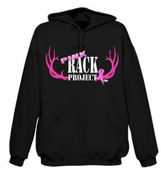 online store d99f2 1de69 Pink Rack Project, Sweaters, Hoodies, Shirts, Breast Cancer Clothing, I  love her rack, i love my rack,