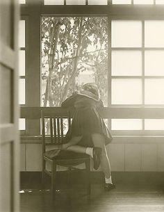 Hisaji Hara - After Balthus series