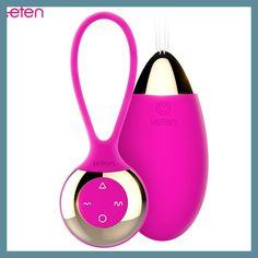 4e1df096e2e Leten Big Size Vibrating Egg Sex Toys for Woman 15 Meter Wireless Remote  Control Vaginal Clitoris G-spot Stimulator Sex Products