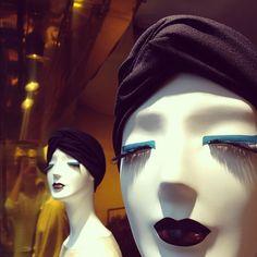 Mannequins at Samuji Shop in Pohjoisesplanadi, Helsinki Kingdom Of Denmark, Scandinavian Countries, Helsinki, Finland, Norway, Sweden, Halloween Face Makeup, Spaces