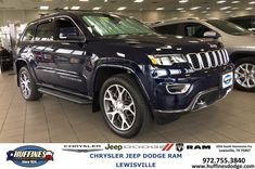Great vehicle for off-roading or traveling as a family! Visit me at Huffines Chrysler Jeep Dodge Ram for an awesome test drive!  deliverymaxx.com/... #JeepGrandCherokee #HuffinesChrysler #DentonTx #SUV #HuffinesChryslerJeepDodgeRamLewisville