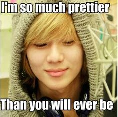 SHINEE MACROS!~ true, taemin, very true XD
