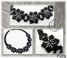 2-hole bead designs