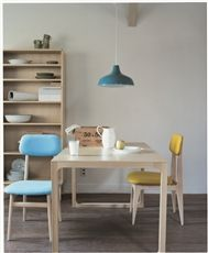 MALUH DINING TABLE Natural: テーブル/デスク - IDEE SHOP Online