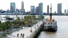 Historic Vessels | Hudson River Park