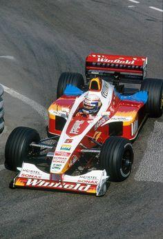 Alex Zanardi (Winfield Williams-Supertec V10, FW21)