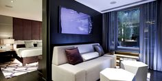 Hotel Room Interior Design | the mira hong kong modern hotel room interior design - Zeospot.com ...