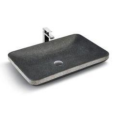 """LMG-024 - 24"""" Vasque de granite"""