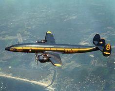 Blue Angels C-121 Constellation