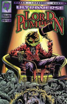 The Ultraverse: Lord Pumpkin
