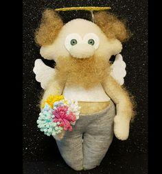 Felt Dolls, Teddy Bear, Toys, Animals, Activity Toys, Animaux, Animal, Animales, Toy