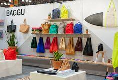 Baggu display.
