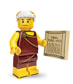 "Roman Emperor | ""I came, I built, I conquered."" 