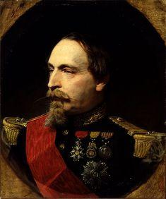 Adolphe Yvon, Portrait of Napoleon III, 1868