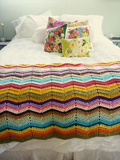 Ripple blanket love!