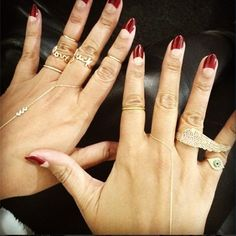 Fall 2013 Backstage Beauty: The New Nail Trend You Should Consider Trying