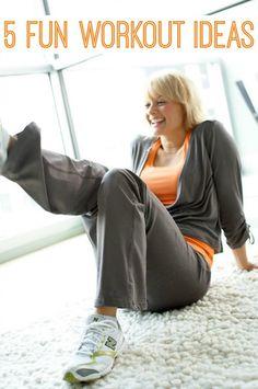 Exercise Like a Kid: 5 Fun Workout Ideas - Tipsaholic.com