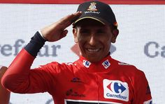 Quintana aguanta a Froome en Aitana y sentencia la Vuelta