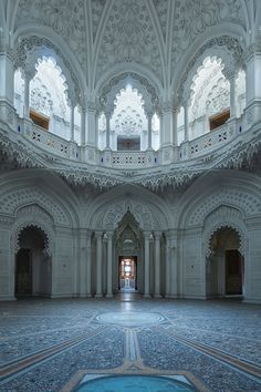 Castello di Sammezzano, Tuscany  Photographer: Martino Zegwaard  Beautiful Abandoned Buildings - Tour An Abandoned Castle In Tuscany