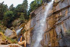 ΟΙ ΔΙΔΥΜΟΙ ΚΑΤΑΡΡΑΚΤΕΣ ΤΗΣ ΣΟΥΔΑΣ ΣΤΟ ΧΩΡΙΟ ΘΕΟΔΩΡΙΑΝΑ Greece Destinations, Waterfall, Outdoor, Outdoors, Greece Vacation, Waterfalls, Outdoor Games, The Great Outdoors