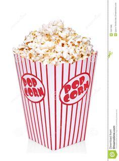 popcorn carton - Google Search
