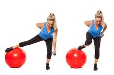 10. Side Lunge Row