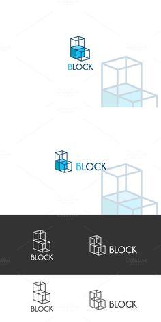 Block Logo Template
