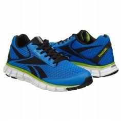 Reebok SMOOTHFLEX 2.0 Shoes (Blue/Black/Green) - Men's Shoes - 9.5 M