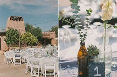 It's Impossible NOT To Love This Incredible Desert Wedding #refinery29  http://www.refinery29.com/100-layer-cake/77#slide-23