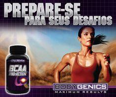 É destinado a praticantes de atividade física que buscam maior resistência, energia e construção de tecido muscular. Contém uma precisa combinação de aminoácidos de cadeia ramificada com vitamina B6 para otimizar a utilização   pelo corpo.
