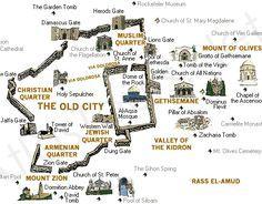 twelve gates of jerusalem | Map_of_jerusalem_2