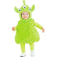 Little Alien Infant Toddler Costume