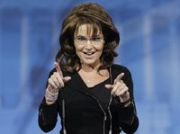 """During the 2008 presidential campaign, Republican vice presidential nominee Sarah Palin warned that if Senator Barack Obama were elected president, his """"indecision"""" and """"moral equivalence"""" may encourage Russia's Vladimir Putin to invade Ukraine."""
